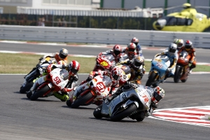 Moto2 is set to take over from 250GP in 2011