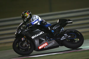 Chris Vermeulen and Suzuki will be in Rizla colours again at the Jerez test