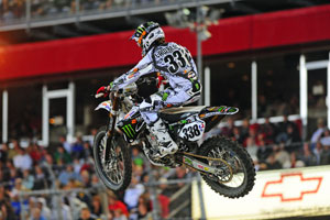 Lawrence could be a dark horse outdoors on the 450