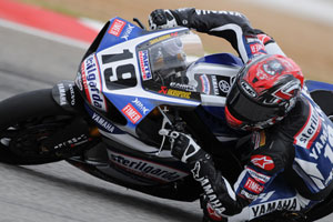 Is Spies about to re-sign for Yamaha in WSBK?