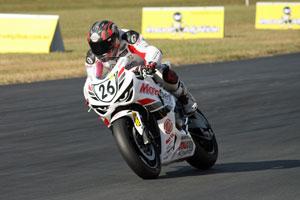 Trounson has split from Motologic Racing
