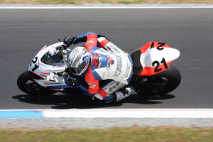Waters has been fast on the K9 GSX-R1000