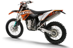 exclusive: first look at 2010 ktm off-road range - motoonline.au