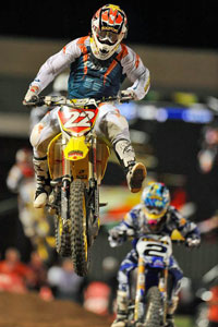 Will Reed be back for Super X in 2009? It depends on his ride for next year