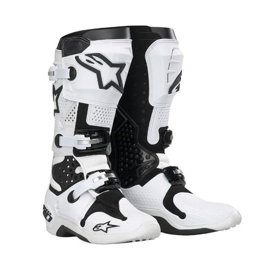 review 2010 alpinestars tech 10 boots. Black Bedroom Furniture Sets. Home Design Ideas