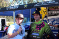 2010 MX Nats Raymond Terrace Interviews