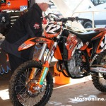 Harrison is in KTM colours for the rest of the season.
