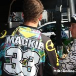 Mackie is always a contender for Kawasaki.