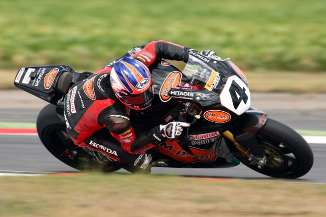 Keep an eye out for Aussie Josh Brookes at Silverstone this weekend in his WSBK wildcard.