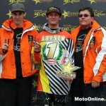 The JDR Motorex KTM team did a solid job with American PJ Larsen.