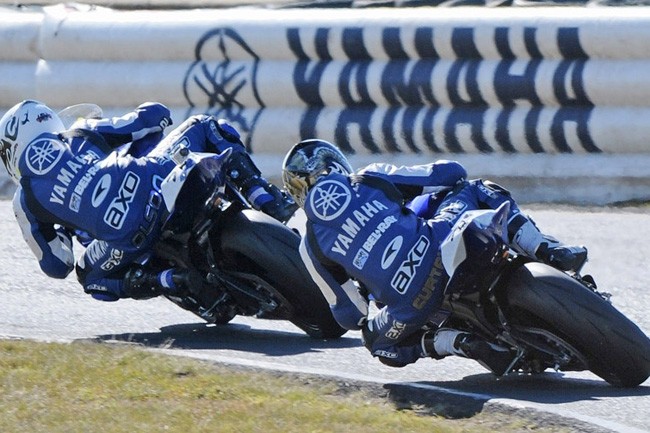 Yamaha will be back in action at Queensland Raceway's ASBK round this month.