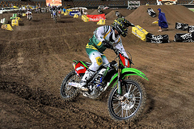Will Chad Reed lead the field again in this year's Super X series? GAS says he will be there for his title defence.