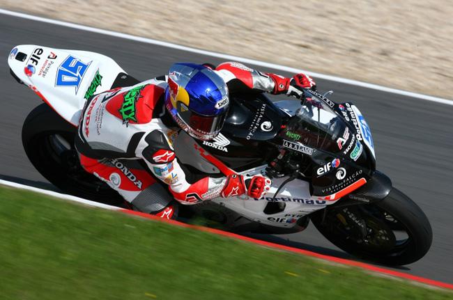 Eugene Laverty will step up to World Superbike with Yamaha in 2011 alongside Marco Melandri.