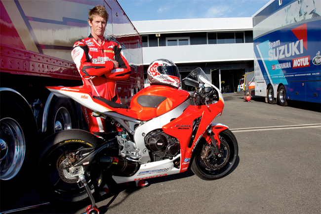 Wayne Maxwell has all the stars for his strongest ASBK title run in 2011. Image: TBG Sport/Andrew Gosling.
