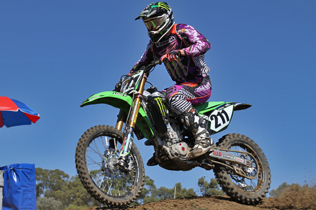 Scotsman Billy Mackenzie was the big winner at round one of the MX Nationals last weekend in Victoria.