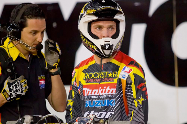 Aussie Brett Metcalfe is a title favourite for the 2011 AMA Pro Motocross Championship.