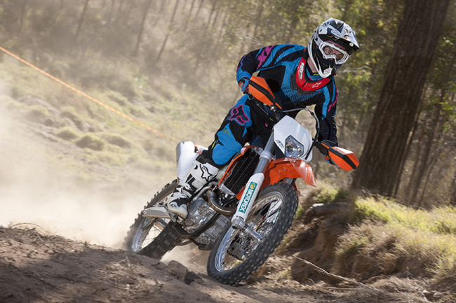 KTMs are littered with high quality components that keep on getting better every year.