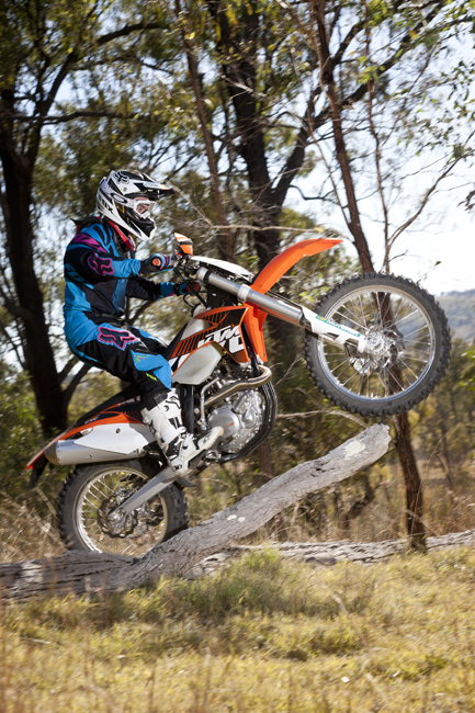 The shock of the launch was the 500 EXC - it's exceptional considering its size and capacity!