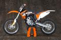 Project Moto: 2012 KTM 250 SX-F Introduction