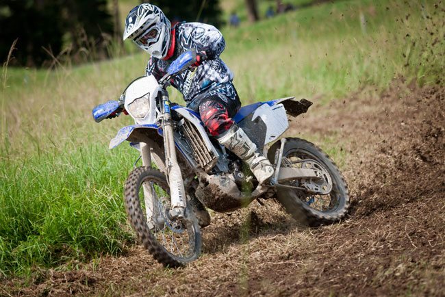 First Ride: 2012 Yamaha WR450F