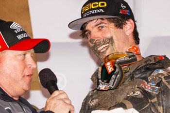 Daytona podium was first of the season for Windham