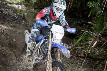 Launch Report: 2012 Yamaha WR450F