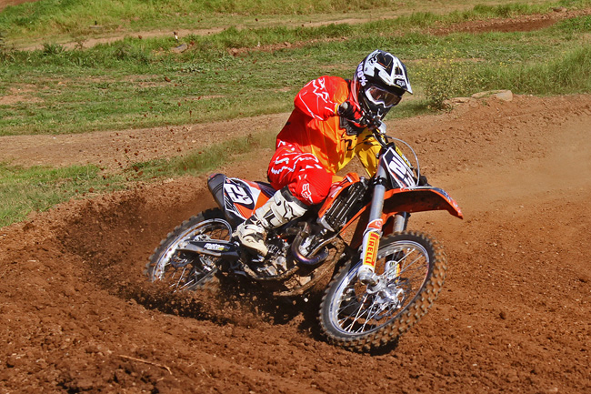 Project Moto: 2012 KTM 250 SX-F Update 4