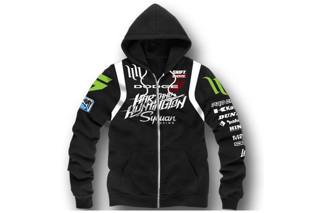 Hart & Huntington team apparel released in Australia
