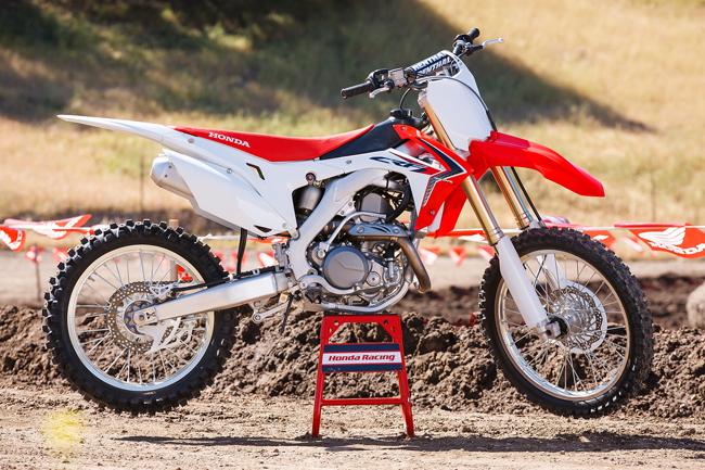 Tested: 2013 Honda CRF450R