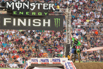 AMA Supercross season concludes with year-end awards ceremony