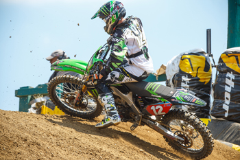 Experience paying off for 'smarter' Baggett in 2012