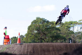 MX2 title race heats up for second half of the MX Nationals