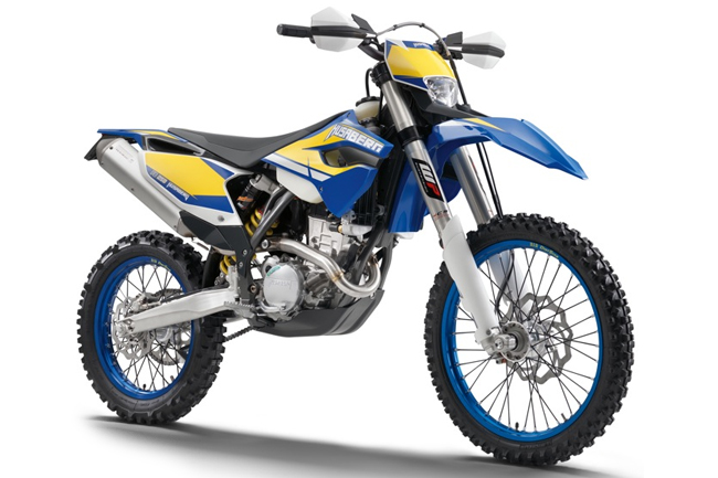 Husaberg's new-look 2013 enduro range breaks cover