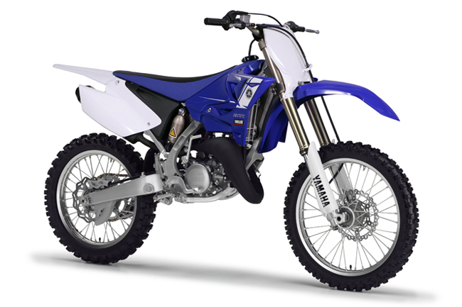 Yamaha Australia unveils new-look 2013 YZ two-strokes