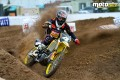 Steven Clarke was sixth in Newcastle's SX Lites main event