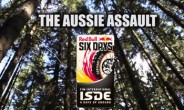 The Aussie Assault – ISDE 2012
