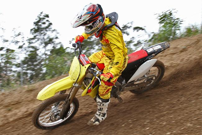 Tested: 2013 Suzuki RM-Z250