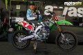 Jay Marmont and his Monster Energy Kawasaki KX450F