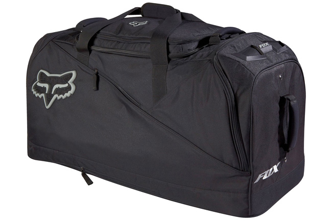 2013 FOX Shuttle gear bag now available in Australia