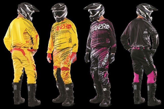 Answer's 2013 Rush motocross range now available