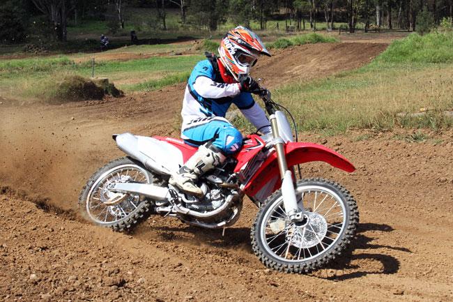 Tested: 2013 Honda CRF250R - MotoOnline.com.au