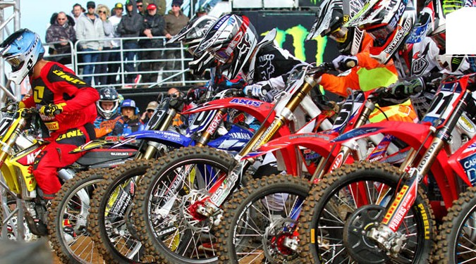 The Point: Supercross in Darwin