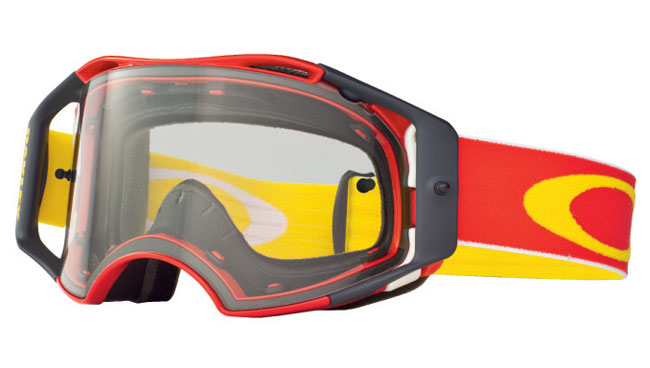 Updated: Oakley introduces the all-new Airbrake MX Goggle