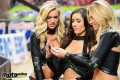 Monster Energy girls hard at work...