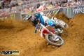 Chad Reed looked much more comfortable in St. Louis.