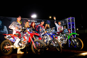 Australian Supercross will feature double-header events in 2013.
