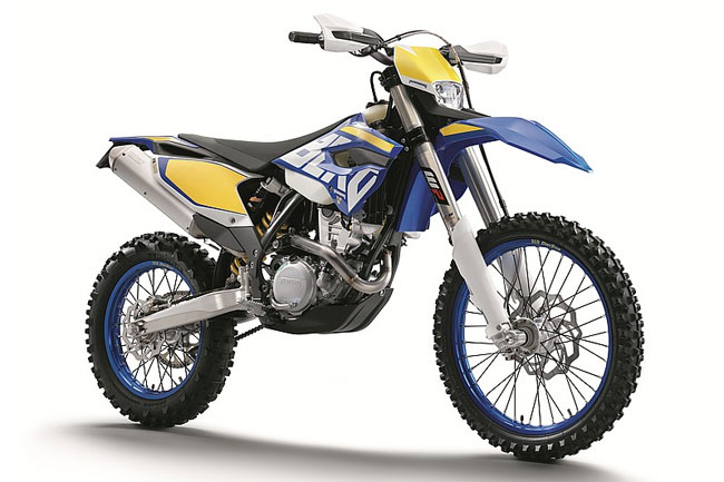 Husaberg unveils 2014 range in final year of independent operation