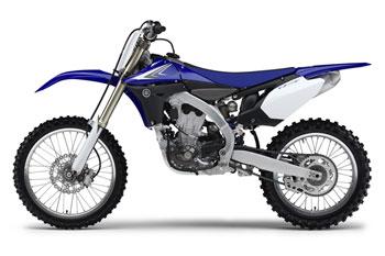 Rewind: Yamaha's 2010 YZ450F