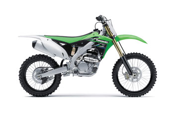Kawasaki releases details on 2014 KX250F and KX450F