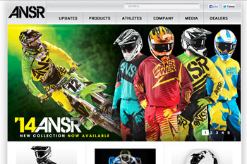 Answer reveals all-new 2014 Motocross collection